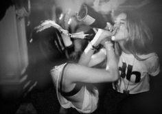 poppin' bottles [montparnasse, demi sec]