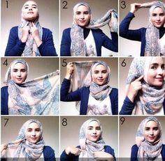 gaya hijab terbaru dini djoemiko moslem fashion hijab pinterest moslem and