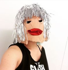 """Helene Duckert on Instagram: """"#selfie #mask"""""""