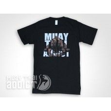Kevin Ross Black Wai Khru T-Shirt
