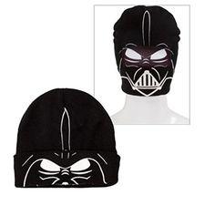 1c5265b0377 Star Wars ~ Darth Vader ~ Roll Down Mask Beanie   Price   18.91