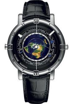 Ulysse Nardin - Classic Trilogy Watch 889-70