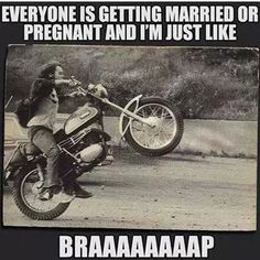 Seriously though! I know like 7 girls who are pregnant