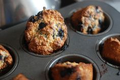 Cooking for Hugo: Healthy Muffins