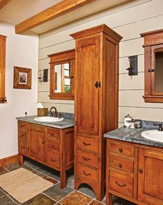 Stone, Log & Clapboard in a New Old Farmhouse - Old-House Online - Old-House Online
