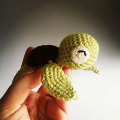 Amigurumi Tortuga Tutorial : Como tejer una tortuga a crochet (amigurumi) Crochet ...