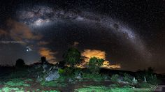 Voie Lactée au Maido | The Milky Way from Maido in Reunion Island
