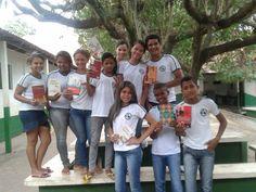 8º ano B - Escola Dom Pedro I