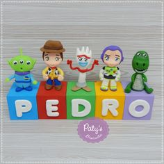 Bolo Toy Story, Toy Story Cakes, Festa Toy Store, Imprimibles Toy Story, Cumple Toy Story, Cowboy Party, Toy Story Party, Ms Gs, Lucca
