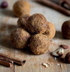 Healthy Sweets, Healthy Baking, Sweet Recipes, Whole Food Recipes, Oreo, Ham, Christmas Time, Cinnamon, Snacks