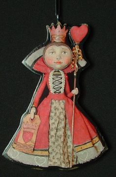 queen of hearts by cart before the horse