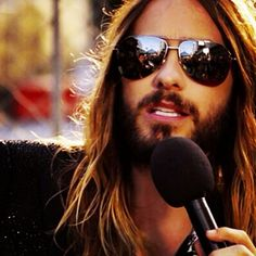 A friend put this on FB. I knew it was pin worthy. Jared Leto.