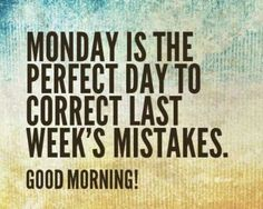 So true! Enjoy your #Monday and set #goals! #goodmorning #coffeetime