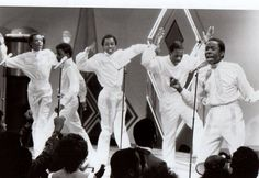 NEW EDITION ON SOUL TRAIN (ONE OF THEIR MANY APPEARANCES ON THE SHOW) Brooke Payne, Ricky Bell, Ralph Tresvant, Soul Train, Head Of State, Jackson 5, New Edition, Bobby Brown, Change