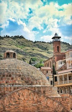 Sulphur Baths | Sightseeing | Tbilisi