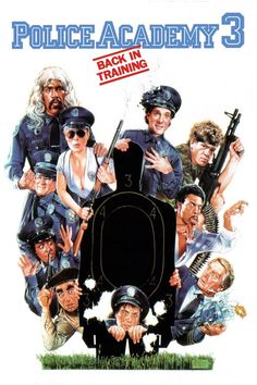 Police Academy 3: Back in Training Full Movie. Click Image to watch Police Academy 3: Back in Training (1986)