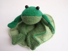frog waldorf green