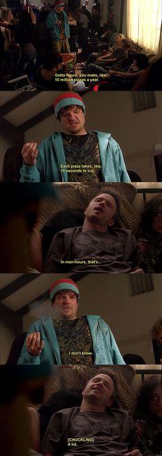 Breaking Bad - Badger Mayhew & Jesse Pinkman