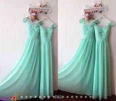 Mint Prom Dress 2015Prom DressesMint Evening by FashionStreets