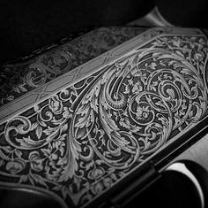 Blaser engraved