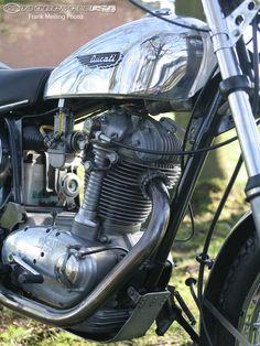 Ducati 450 scrambler