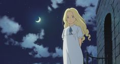 when marnie was here, omoide to marnie