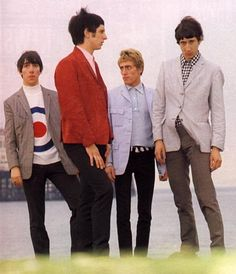 The who very mod