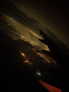 Night depart to Vietnam