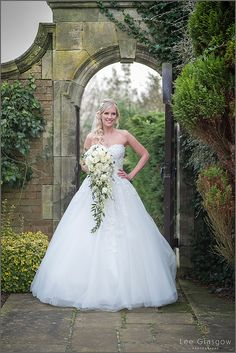 Michelle and Lee, Dunchurch Park Hotel Wedding in Warwickshire. Park Hotel, Hotel Wedding, Glasgow, Rugby, One Shoulder Wedding Dress, Wedding Dresses, Photography, Fashion, Bride Dresses