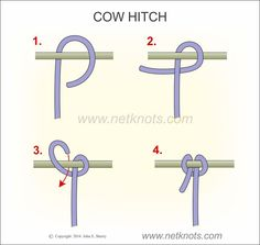 Cow Hitch