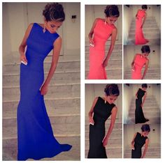 d4d4b1a2fae European sexy party dresses Womens Prom Ball Cocktail Long Dress Slim Maxi  Formal Evening Gown   1932598468 from Bling Bling Deals. Saved to prom❤ .