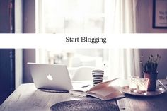 This is a step by step and easy to follow guide that will help you setup your own blog from the start. #AffiliateMarketing,#wordpress