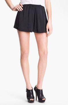 Man Repeller X PJK Silk Shorts available at #Nordstrom