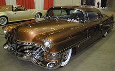 1954 Cadillac Coupe de Ville • owned by Robert Gallery
