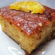 amvrakia: Πορτοκαλόπιτα χωρίς φύλλο Greek Sweets, Greek Desserts, Greek Recipes, Wine Recipes, Dessert Recipes, Cooking Recipes, Yummy Mummy, Yummy Food, Tasty