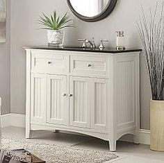 "42"" Diana (DA-784) : Bathroom Vanity #Diana #HomeRemodel #BathroomRemodel #BlondyBathHome #BathroomVanity"