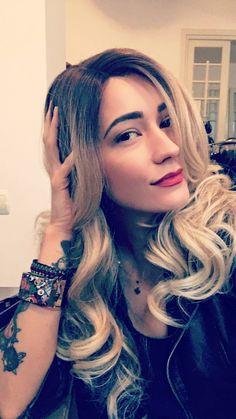 iti multumim draga florentina naghel peruca belher sabrina iti
