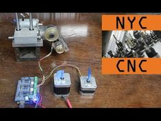 This video shows how to set up an Arduino, Stepper motors, and a GRBL Shield to create an inexpensive but powerful DIY CNC system! The GRBL Shield is a great...