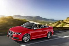 Audi lifts the lid on the first ever Cabriolet. Thrilling new Cabriolet joins the Audi range Audi A5, Supercars, Geneva Motor Show, Automotive News, Held, Car Car, Car Pictures, Motor Car, Geneva