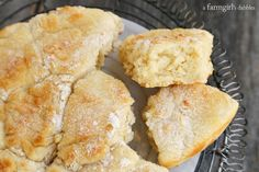 Touch of Grace Biscuits from afarmgirlsdabbles.com