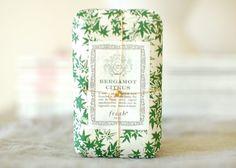 Fresh soap packaging