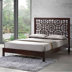 Wholesale Interiors Baxton Studio Bed Frame