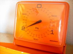 Vintage Küchenwaage von susduett / Vintage Kitchen Scales by susduett