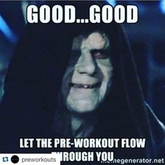 A Sidious Error meme. Caption your own images or memes with our Meme Generator. Workout Memes, Gym Memes, Gym Workouts, Exercise Meme, Exercise Quotes, Gym Humour, Crossfit Humor, Gym Quote, Humor Grafico