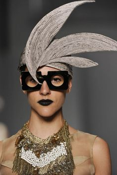 High Hats- Mary Designs at Minas Trend Preview | UDO MAG