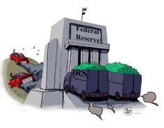 How The Federal Reserve Steals Your Money