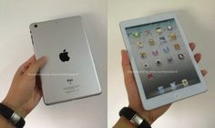 iPad Mini rumor photos (Photo Credit: The Verge)