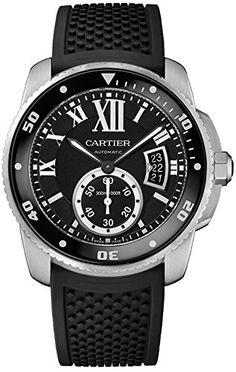 Cartier Calibre De Cartier Mens Watch...