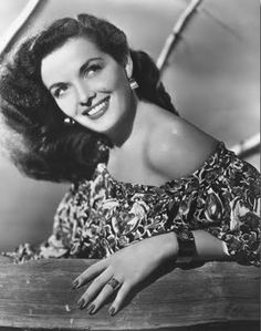 Jane Russell - Ernestine Jane Geraldine Russell (June 1921 – February an  American film actress and was one of Hollywood s leading sex symbols in the  and d0e832c9017d