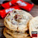 Biskut Cip Coklat Kit Kat